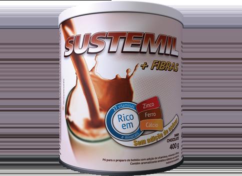 Sustemil + Fibras Chocolate