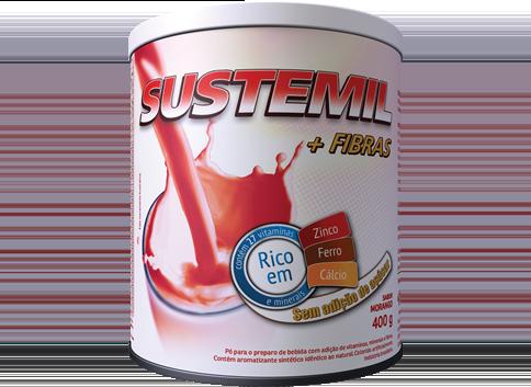 Sustemil + Fibras Strawberry