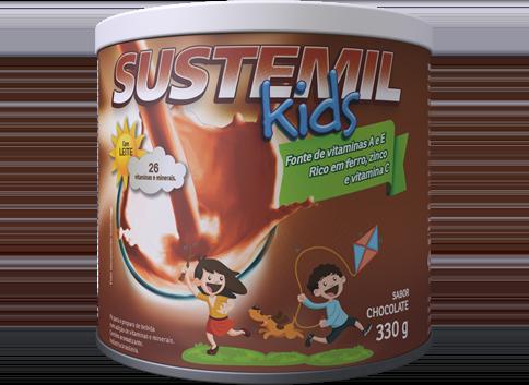 Sustemil Kids Chocolate